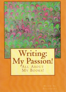 19A - Writing My Passion